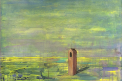 Nikolic_Neda_castle_70x70cm-acrylic-on-canvas2021